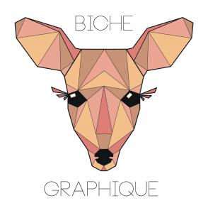 Logo Biche Graphique
